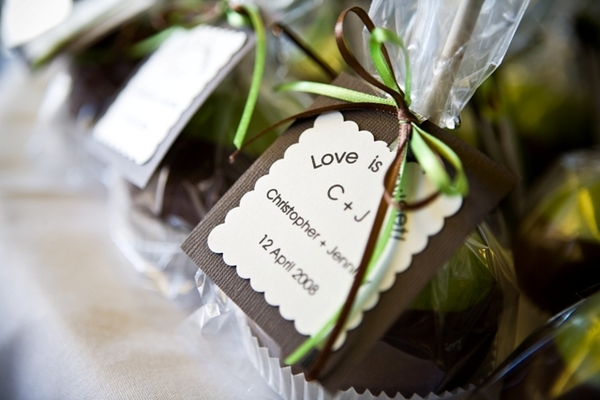 A Rustic Affair Rustic Wedding Favors